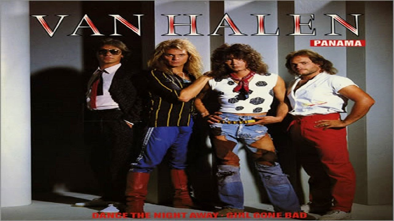 Van Halen Panama 1984 Remastered Hq Youtube