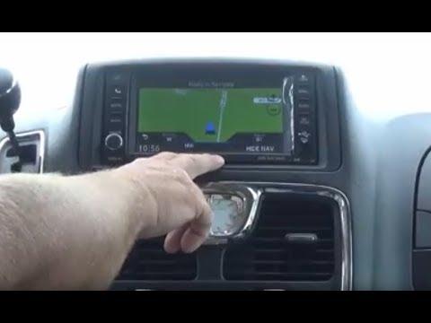 2011 2018 Dodge Grand Caravan Factory Radio Upgrade Options Easy