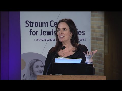 Sephardic Places: Loss & Memory- Ruth Behar, Stroum Lectures 2015
