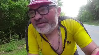 Marcel Graber Trans Am Bike Race 2018 Velomobile