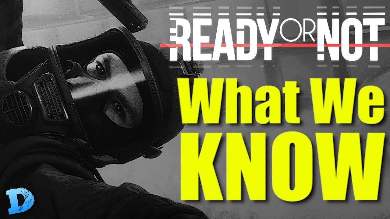 Ready Or Not Game What We Know Weekly Mini Series Pre