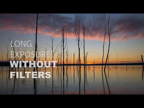 Long Exposure Photography Without ND Filters!  (I still like to use ND with this method)