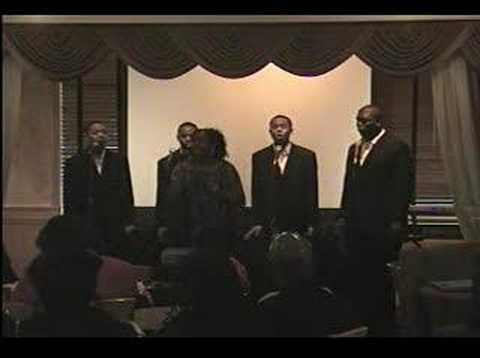 Jackie Jones and The Brothers sing Evergreen (Acappella)