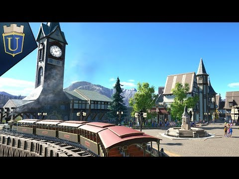 Planet Coaster | Building Detailed Objects