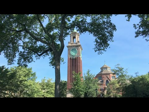VISITING BROWN AND PRINCETON! Campus Tour And University Review - Applying To Colleges #2