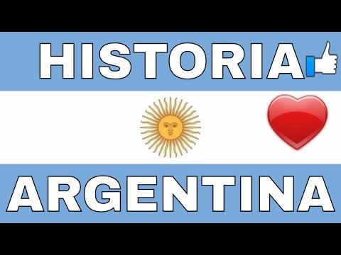 Historia de la Argentina - La verdadera historia de Argentina