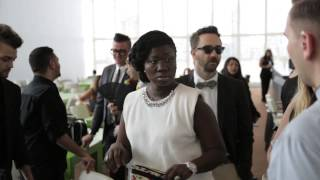 Project Runway: All Stars films at United Nations Headquarters