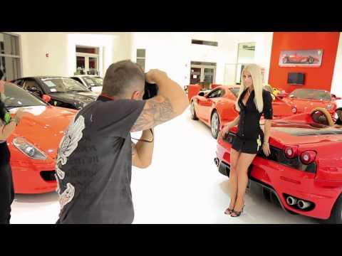 Premiere photoshoot with Motorsport.com - Nicole