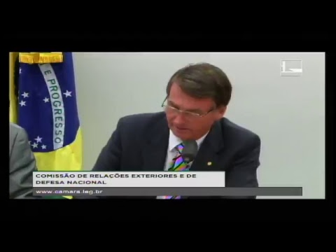 RELAÇÕES EXTERIORES E DE DEFESA NACIONAL - Reunião Deliberativa - 03/05/2017 - 11:54