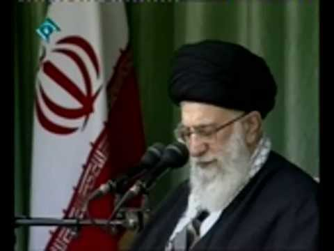 Seyed Ali Khamenei Meets with Laborers - Apr 29, 2012