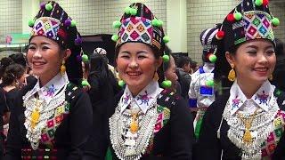2016 Hmong Minnesota New Year.  PebCaug St.Paul MN xyoo 2016-17