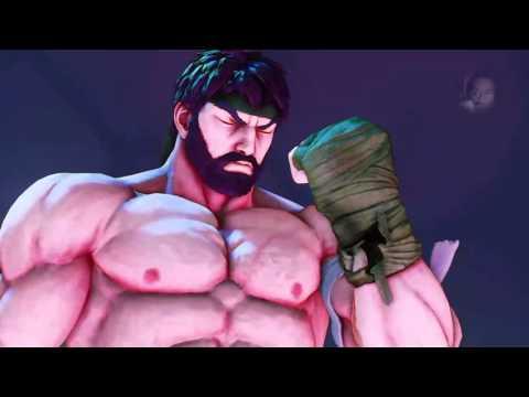 Street Fighter 5 Livestream!