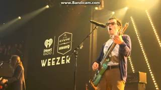 Weezer Island In The Sun Iheartradio 2015