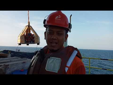 Offshore Daily Life - Morning Activity