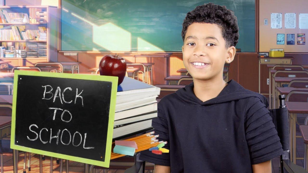 WHAT I GOT BACK FOR BACK-2-SCHOOL