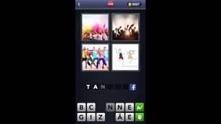 4 Bilder 1 Wort - Level 1668 [HD] (iphone, Android, iOS)