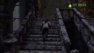 Uncharted Drakes Fortune Remastered Chapter 16 SPEED RUN TROPHY Gameplay PS4
