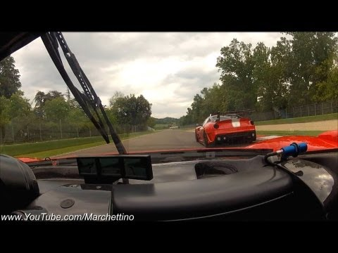 Ferrari FXX EVO Onboard EPIC Sound!