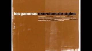 Les Gammas - Love Unlimited