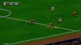 FIFA 97 Sega Genesis Gameplay HD