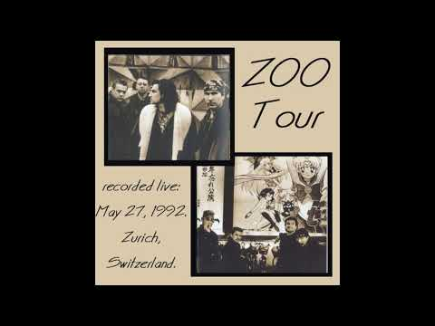 U2 - ZOO TV - ZooTour Recorded Live In Zurich (1992/05/27)