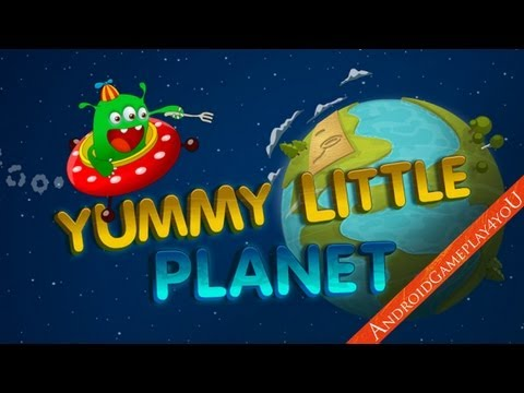 Yummy Little Planet (Xonix) Android HD Gameplay [Game For Kids]
