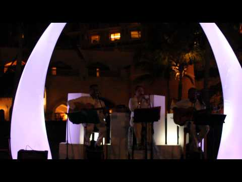 Full Moon Beach Buffet Dinner at Muscat's Shangri-La - Live Band