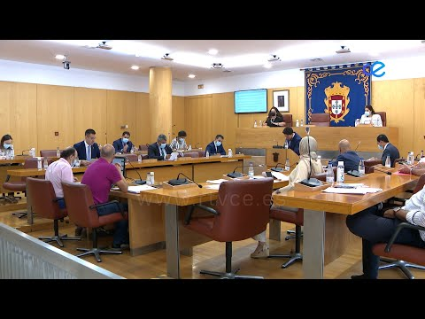 El pleno aprueba incluir a Ceuta como miembro permanente del Comité de las Regiones de la UE