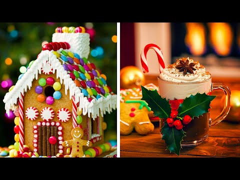10-holiday-desserts-to-eat-while-waiting-for-santa!!-yummy-holiday-cakes,-cupcakes-and-more!