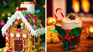 So Yummy - 10 Holiday Desserts to Eat While Waiting for Santa!! Yummy Holiday Cakes, Cupcakes and More! - VIDEOOO