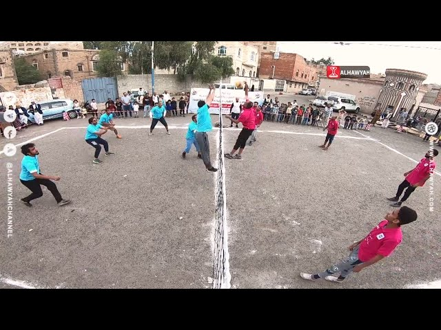 كأس الحارة | الدور الثاني .. فريق الشهيد ابو ناصر و فريق الشهيد اسماعيل الأهدل | الحلقة 15