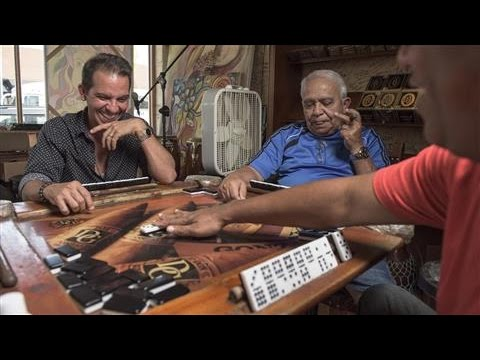 Cuban Dominoes: How Tiempo Libre Jams in Free Time - YouTube