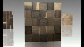 Natural Wood Mosaics - Gemss 1 Min Advertise