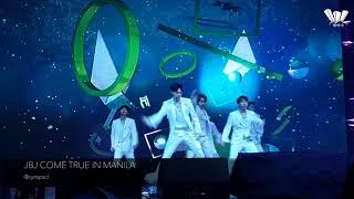 180114 JBJ (제이비제이) - J.B.J. + Fantasy [Come True in Manila]