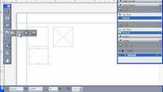 """Пиктограммы инструментов панели """"Tools"""" в QuarkXpress 8 (5/55)"""