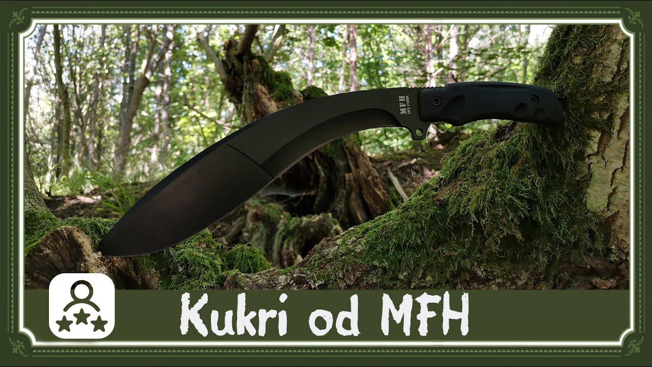 MFH Kukri - Recenze + Test 🔪