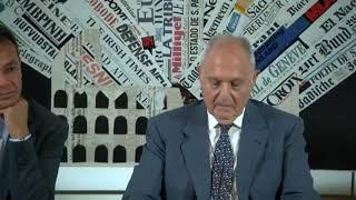 Paolo Savona asfalta giornalista Huffington Post - 13/06/2018