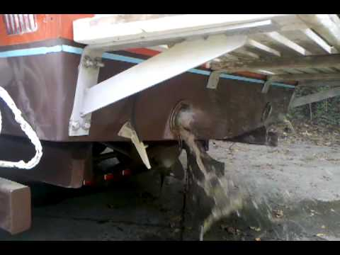 1982 supra boat exhaust.