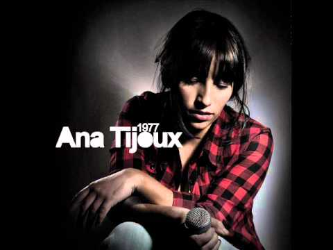 Image result for ana tijoux 1977