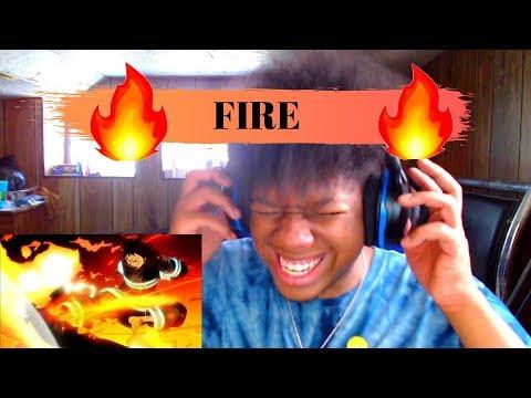 FIRE FORCE OP REACTION!!! + CHANNEL UPDATE