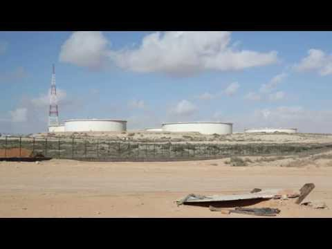 The Prize: Libya's Hydrocarbon Wealth