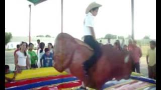 Toro Mecánico en Maracaibo. Festejos Moran