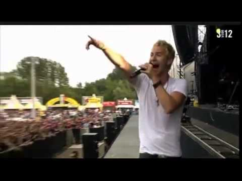 LIFEHOUSE - First Time (PinkPop 2011)