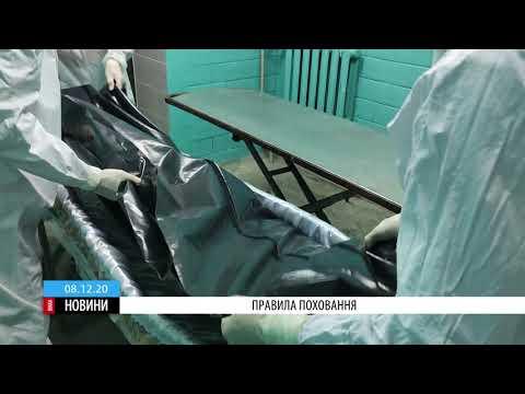 ТРК ВіККА: Максимальні заходи безпеки і прощання в особливих умовах: як ховають померлих із COVID-19