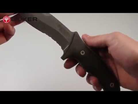 Boker orca black нож совершенный охотничий нож