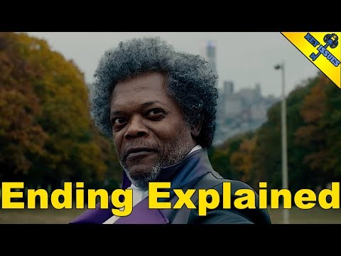Glass Ending Explained