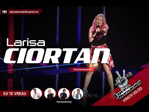 Larisa Ciortan-Smells like teen spirit(Nirvana)-Auditii pe n
