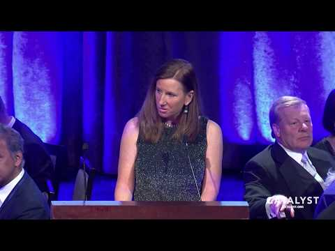 2018 Catalyst Awards Dinner: Cathy Engelbert