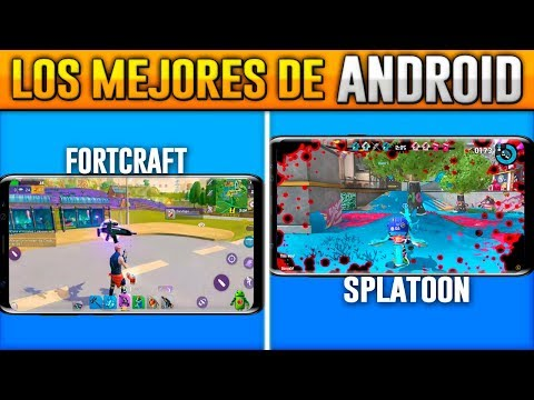 Mejores Juegos Nuevos Android *Fortcraft* 2018 AcciónAndroid