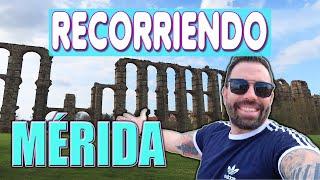 QUE VER en MERIDA 🏛 España. Visitar Merida en UN DIA.